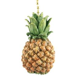Clementine Design Pineapple Fan Pull
