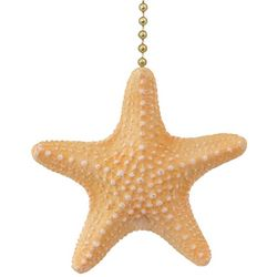 Clementine Design Starfish Fan Pull