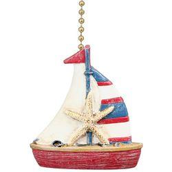 Clementine Design Boat Fan Pull
