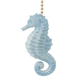 Clementine Design Seahorse Fan Pull