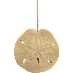 Clementine Design Sand Dollar Fan Pull