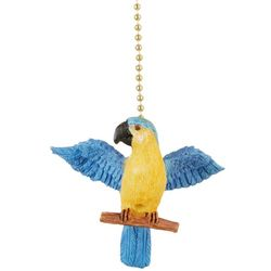 Clementine Design Parrot Fan Pull