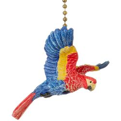 Clementine Design Macaw Fan Pull