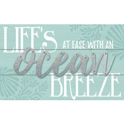 Malden Ocean Breeze Wall Sign