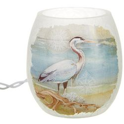 Stony Creek Crane Lighted Jar