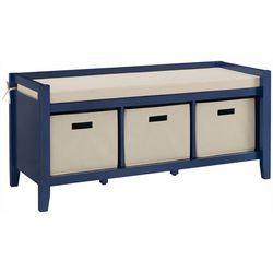 Linon Luray Entryway Bench