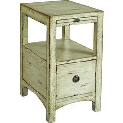 Coast To Coast One Drawer Accent Table