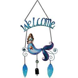Sunset Vista Designs Mermaid Welcome Sign