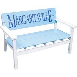 Margaritaville One Particular Harbor Bench