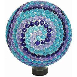 Echo Valley 10'' Sea Glass Gem Gazing Globe