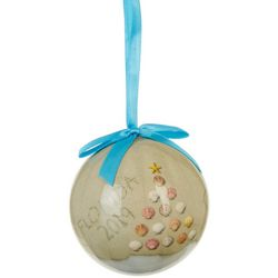 Brighten the Season 2019 Peace Ball Ornament