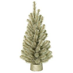 Brighten The Season Fairytale 24'' Mini Christmas Tree
