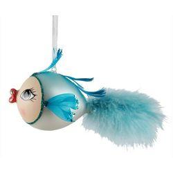 Brighten The Season Kissing Fish Ornament