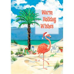 Brighten the Season Sandpipers on Beach Greeting Cards