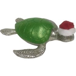 Brighten the Season Deck The Palms Large Turtle Figurine