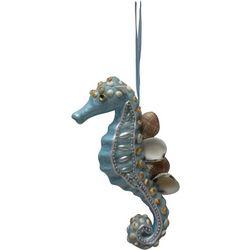 Brighten the Season Sparkle Seahorse Ornament