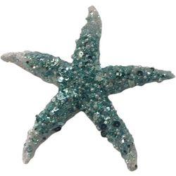 Brighten the Season Sparkle Starfish Ornament