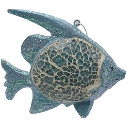 Brighten the Season Sandy Shores Mosaic Fish Ornament