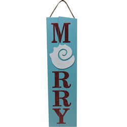Brighten The Season Florida Bealls Merry Wall Sign