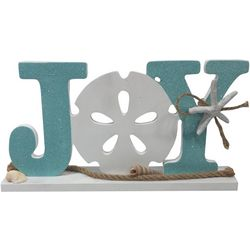 Brighten the Season Florida Bealls Joy Tabletop Sign