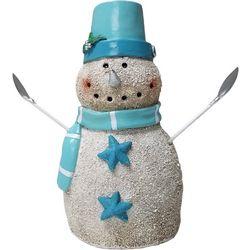 Brighten the Season Florida Bealls Sand Snowman Figurine