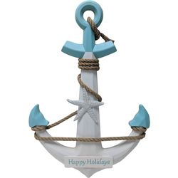 Brighten the Season Florida Bealls Holiday Anchor Decor