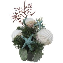 Brighten the Season Fairytale Starfish Tabletop Arrangement