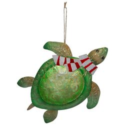 Brighten the Season Sea Turtle Ornament