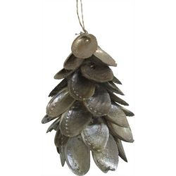 Brighten the Season Sandy Shore Shell Tree Ornament