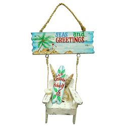 Brighten the Season Florida Bealls Surf Chair Sign