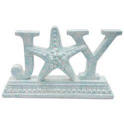 Brighten the Season Sandy Shore Joy Starfish Sign
