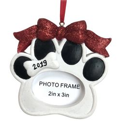 Brighten the Season Pets Dog Paw Ornament