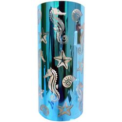 Brighten the Season Sandy Shore LED Sealife Candle