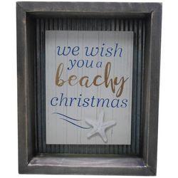Brighten the Season Sandy Shore Beachy Christmas Box Art