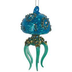 Brighten the Season Brights Blue Jellyfish Ornament