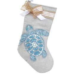Brighten the Season Florida Bealls Turtle Stocking