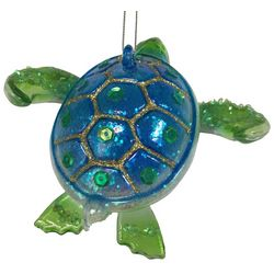 Brighten the Season Brights Blue & Green Turtle