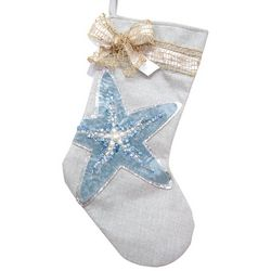 Brighten the Season Florida Bealls Starfish Stocking