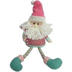 Brighten the Season Fairytale Plush Sitting Shelf Santa
