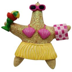 Brighten the Season Brights Tropical Mrs. Starfish Ornament