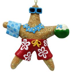 Brighten the Season Brights Tropical Mr. Starfish Ornament