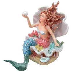 Brighten the Season Fairytale Mermaid Stocking Holder