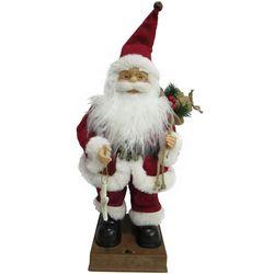 Brighten the Season Florida Bealls Dancing Santa Figurine