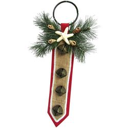 Brighten the Season Florida Bealls Jingle Bell Door