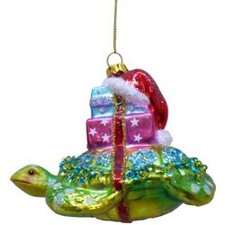 Brighten the Season Florida Bealls Colorful Turtle Ornaments