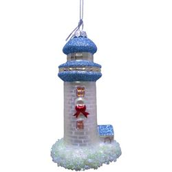 Brighten the Season Florida Bealls Lighthouse Ornament