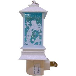 Brighten the Season Mermaid Lantern NightLight