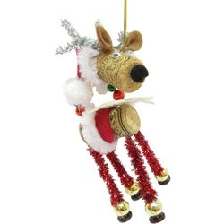 Brighten the Season Florida Bealls Cork Deer With