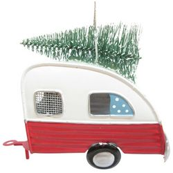 Brighten the Season Florida Bealls Camper Ornament