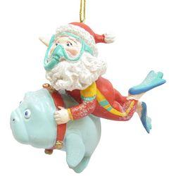Brighten the Season Florida Bealls Santa On Manatee